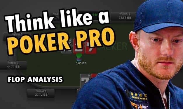 3 điều đơn giản để chơi poker online như 01 tay chơi poker chuyên nghiệp