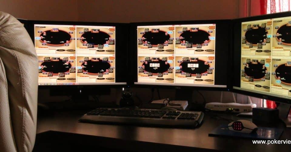 Poker Online setup