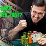 Tại sao nên chơi game đánh bài Poker kiếm tiền thật tại Việt Nam?
