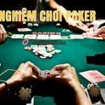 Học chơi Poker: Để giành chiến thắng Poker cần có kinh nghiệm với ván bài