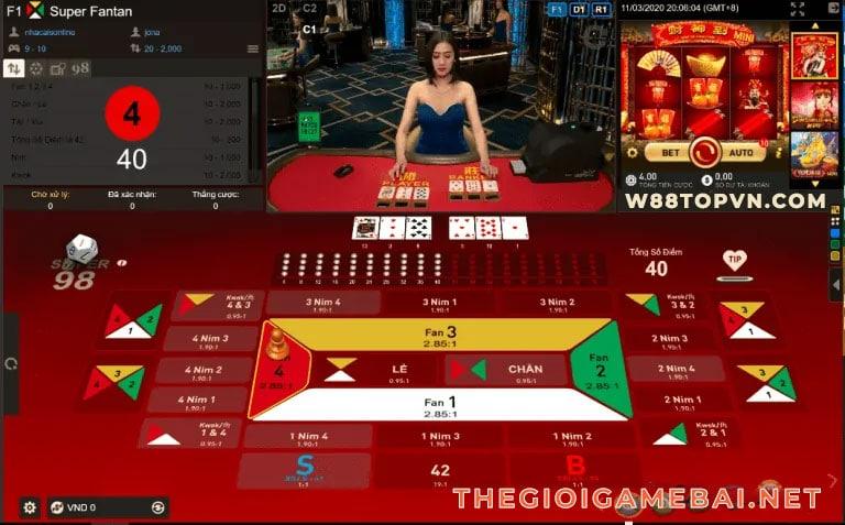 fantan, game fantan, đặt cược fantan, fantan w88, game đánh bài online, casino trực tuyến, casino trực tuyến w88, sòng bài trực tuyến, sòng bài trực tuyến uy tín, sòng bài uy tín,game bài w88