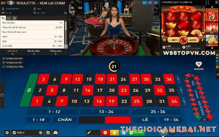 Roullete, sòng bài, sòng bạc, sòng bài w88, w88, nhà cái, cá cược bóng đá, roullete online, roullete đổi thưởng