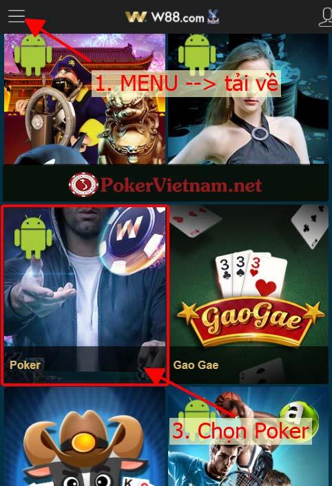 app game, tải app game, tải app game poker online, tải app game poker đổi thưởng, poker đổi thưởng, app game poker, poker online, w88 poker online, tải poker điện thoại, tải poker iphone,