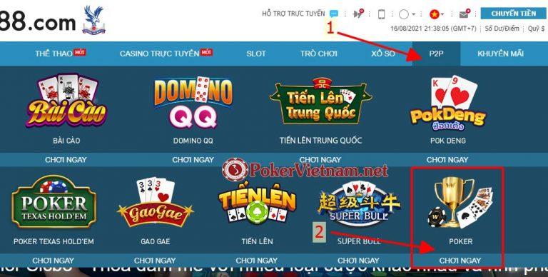 poker online w88, w88 poker online, poker w88, tải ứng dụng poker w88 về máy tính, cách chơi poker online w88 trên máy tính